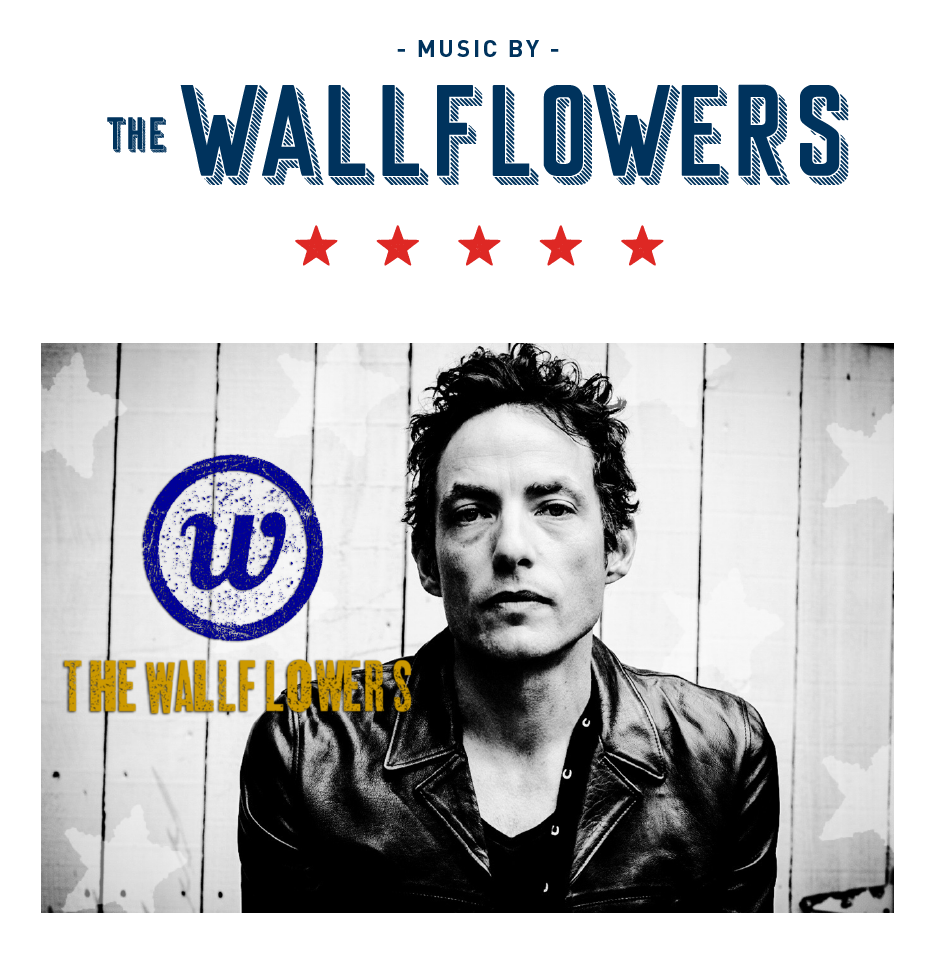 Wallflowers-Artist-Image